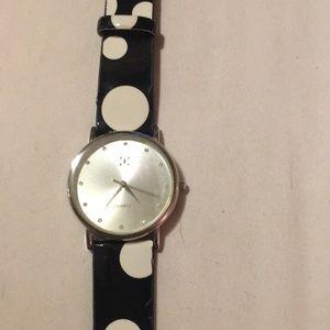 Polka Dot Fashion Watch